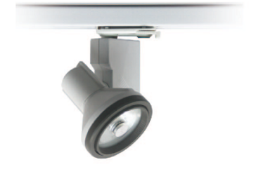 <b>LED导轨COB射灯15W_COB光源独立调光 H3119</b>