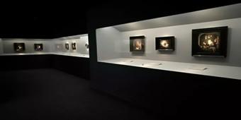 <b>龍美術館照明——倫勃朗美術展館:光與影的對話</b>