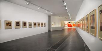 <b>國際美術館照明方案——紅日照明與UCCA勞森伯格</b>