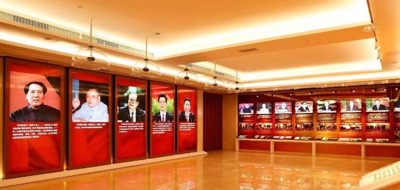 廣東省反腐倡廉教育基地照明_讓光源照出清風