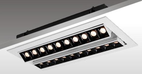 美术照明灯具_HWLB5310A-2天花射灯_0-30°摆角照射