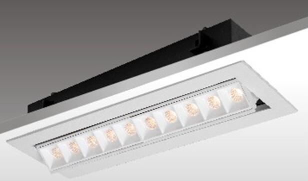 天花射灯照明HK61826_CREE与三大品牌COB兼容