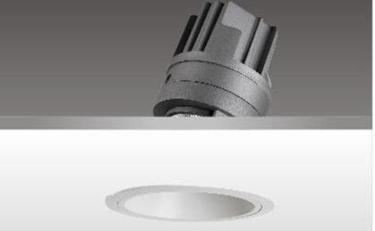 藝術照明燈_天花射燈HK63017_三種角度高純鋁反射