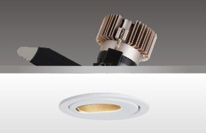 天花射燈HK61536_博物館照明燈_350mm電子線