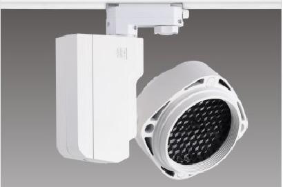 洗墙照明灯具_导轨系列H3112A_光效柔和