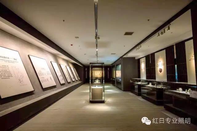 景德镇陶瓷博物馆照明