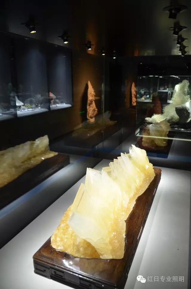 博物馆照明系列之世界有色金属博物馆