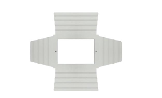H3109 专业射灯——四片挡光叶