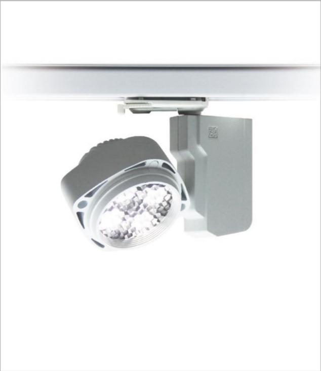 LED导轨射灯35W_美国GREE品牌LED芯片 H3112