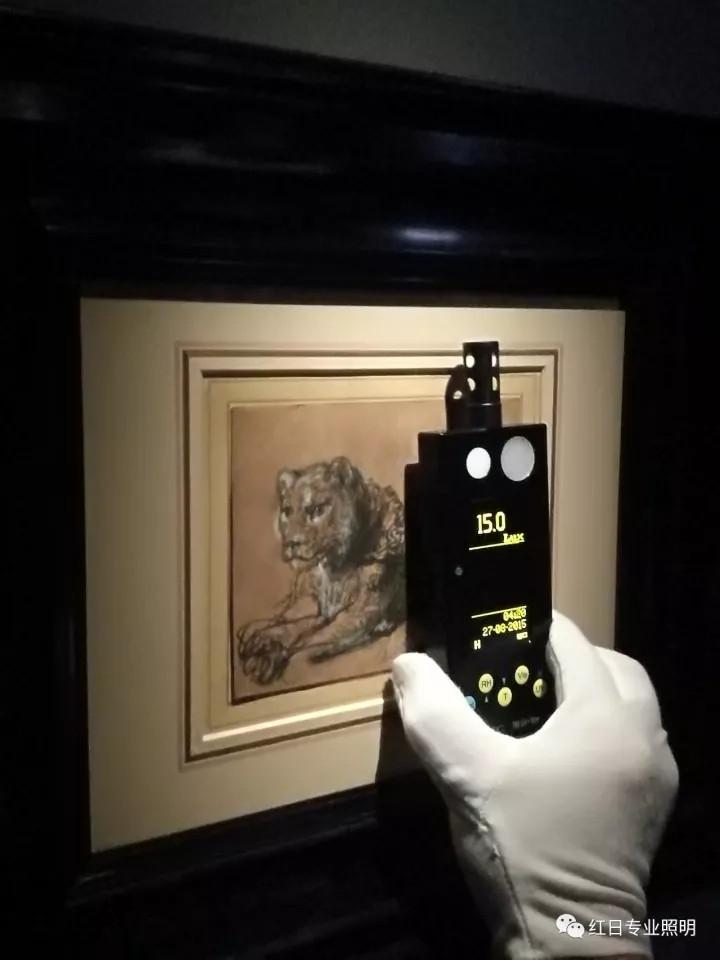 龙美术馆照明——伦勃朗美术展馆:光与影的对话