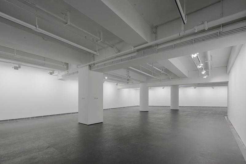 麓湖·A4美術館空間結構