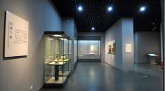 晋城市博物馆---led轨道灯工程案例