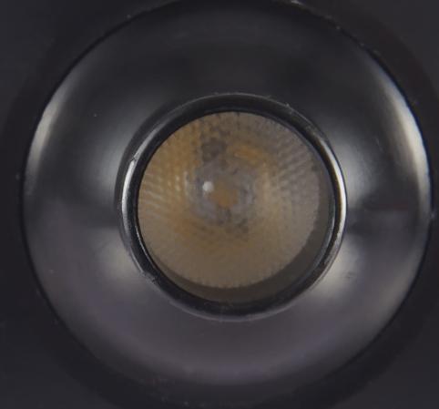 博物館柜內小射燈H4104散熱系統