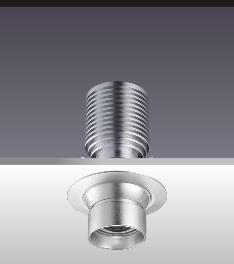 柜内IOGO射灯H4111硬件旋转角度