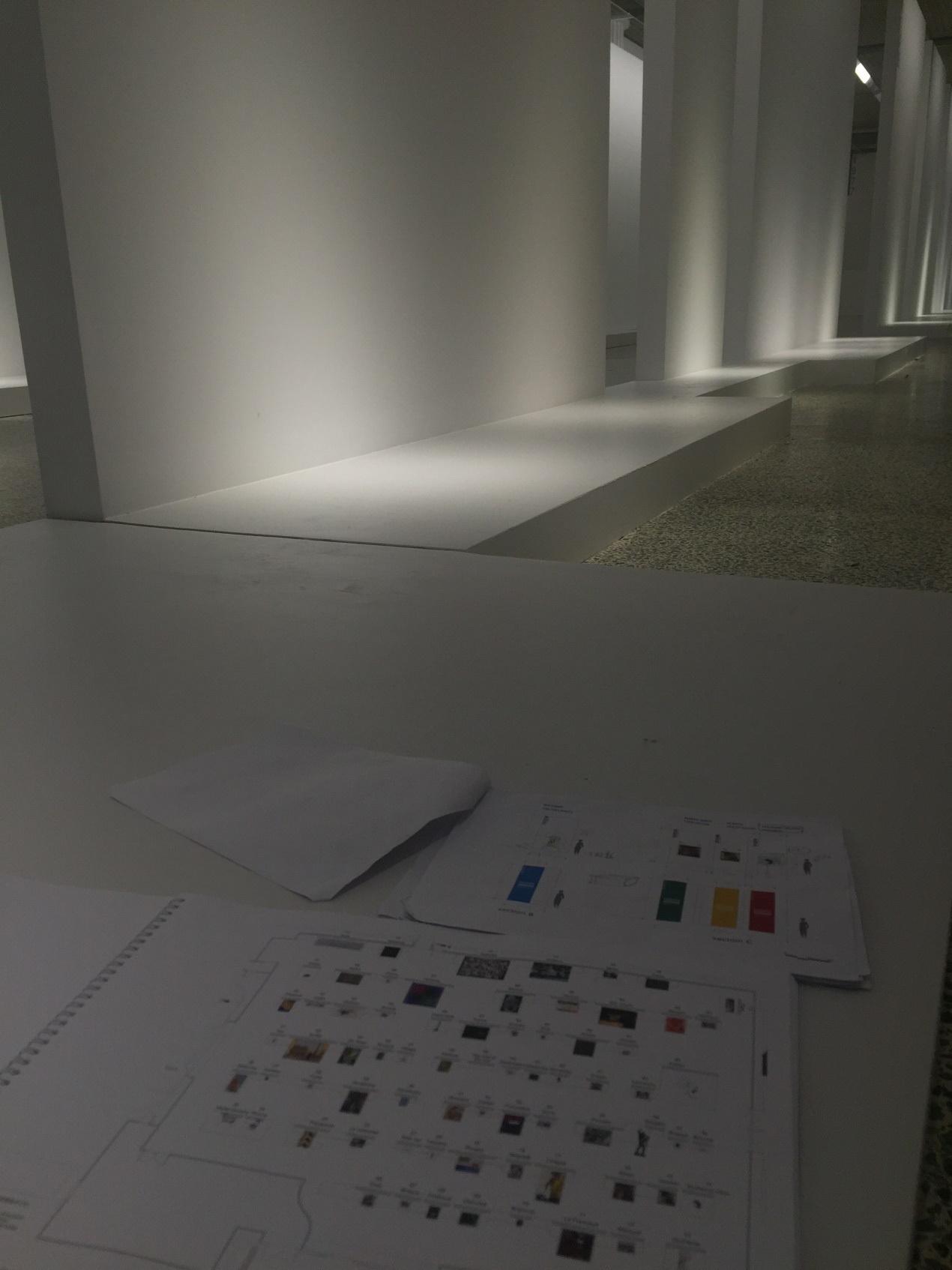 美術館照明技術