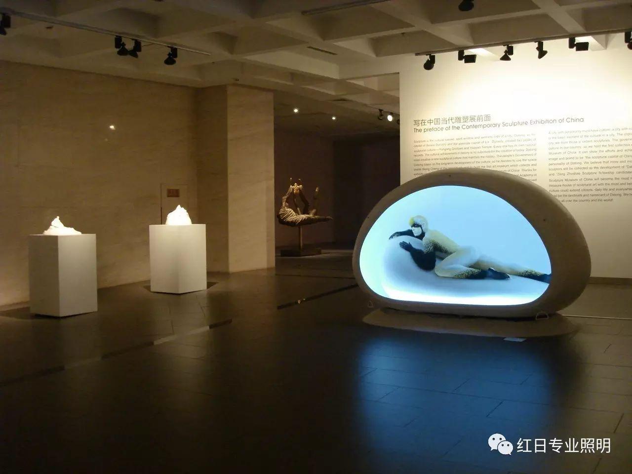 """瓮城和阳美术馆照明方案——""""开悟""""主题馆"""