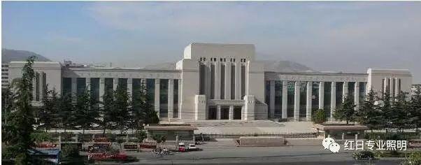 甘肃省博物馆全貌