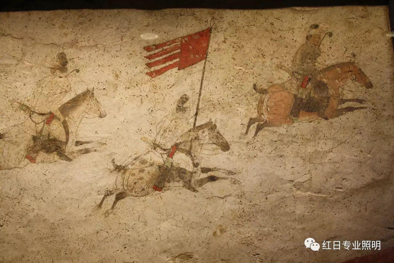 陕西历史博物馆照明方案