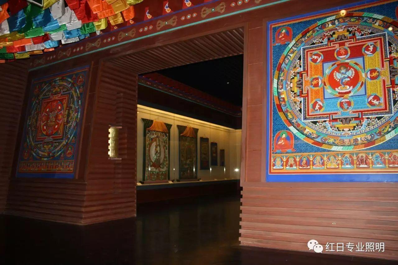 四川省博物馆照明方案
