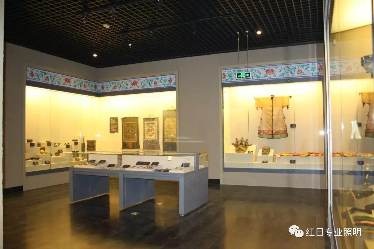 四川省博物馆照明——来自巴蜀文物光影旅行