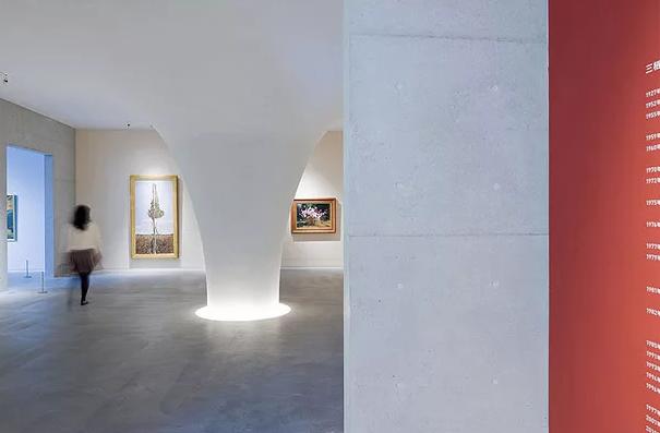 美術館重點照明