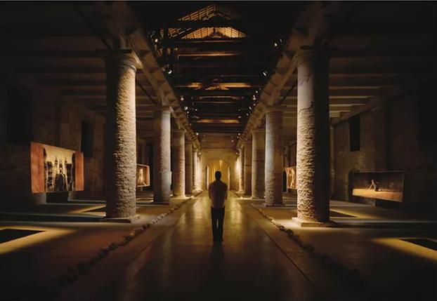 博物馆场景空间