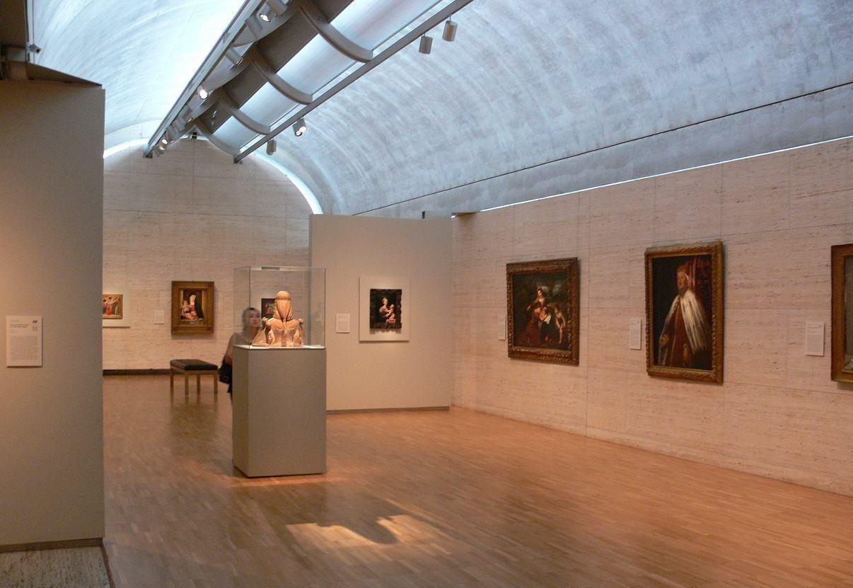 画廊创作区照明
