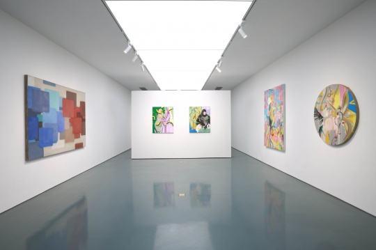 畫廊垂直照明