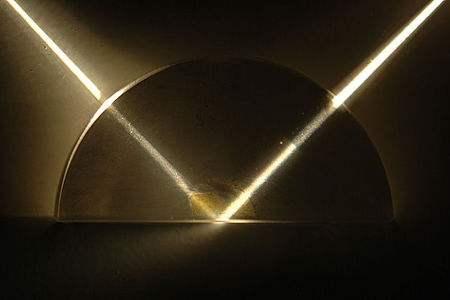 美术馆照明设计原则三、反射