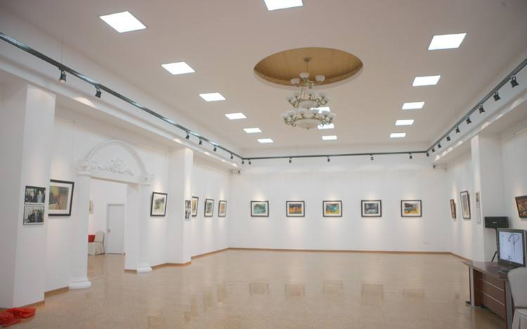 画廊照明要着重把握四大照明设计原则