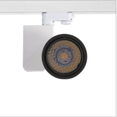 H3119led博物導軌燈具旋轉角度