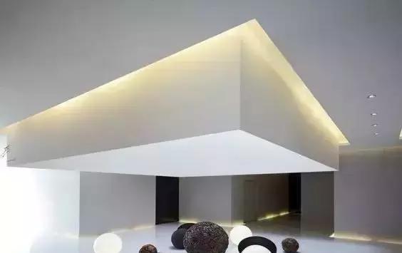 光洗墙|Light washing听起来这么牛逼的设计原来你早就见过!