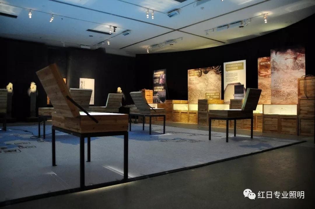 海南省博物馆--大海的方向