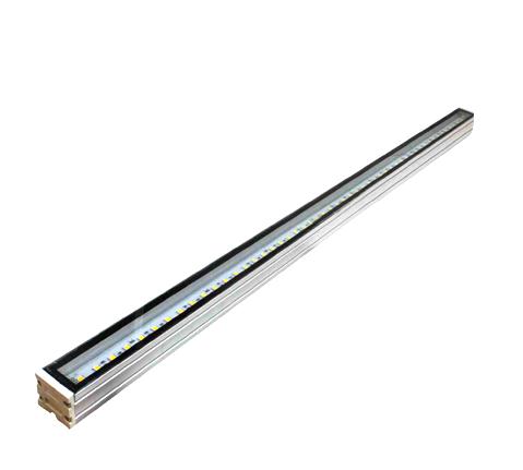 LED洗墙灯与LED硬灯条的区别与特点