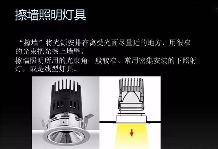如何运用洗墙照明技术玩转光与影