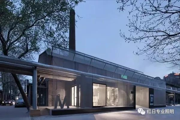 木木美術館照明方案_高雅風格光影設計