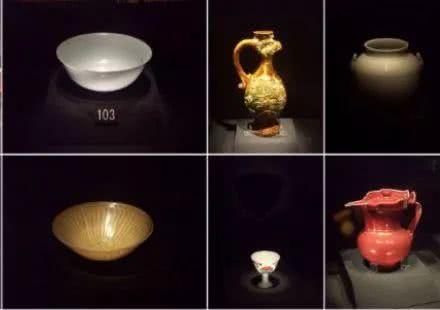 博物馆为什么要拿灯光作为陶瓷照明?