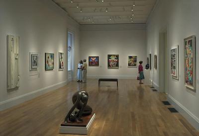 博物馆展示照明的9个方面