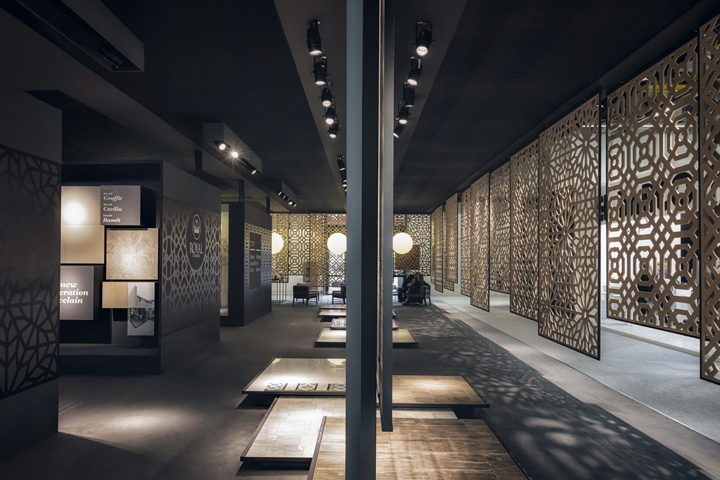 陶瓷展厅照明设计有哪些具体的要求?