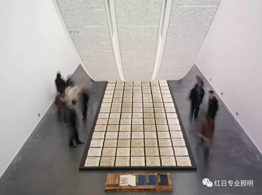 《徐冰:思想与方法》:超越文化界限的艺术光影照明第3张