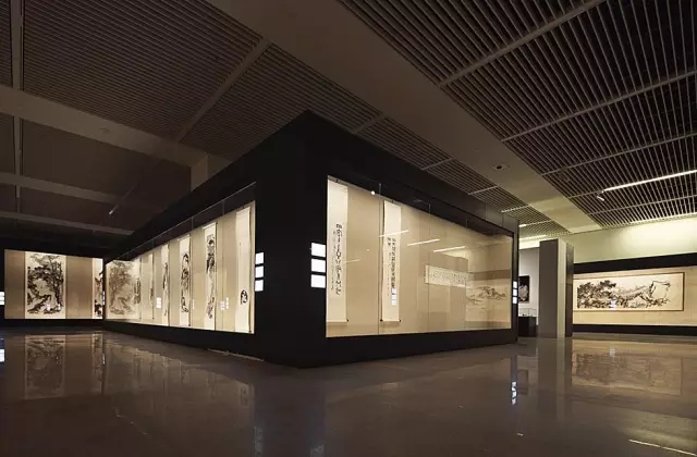 博物馆照明的无我之境