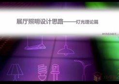 畫廊照明設計必備的燈光基礎丨干貨