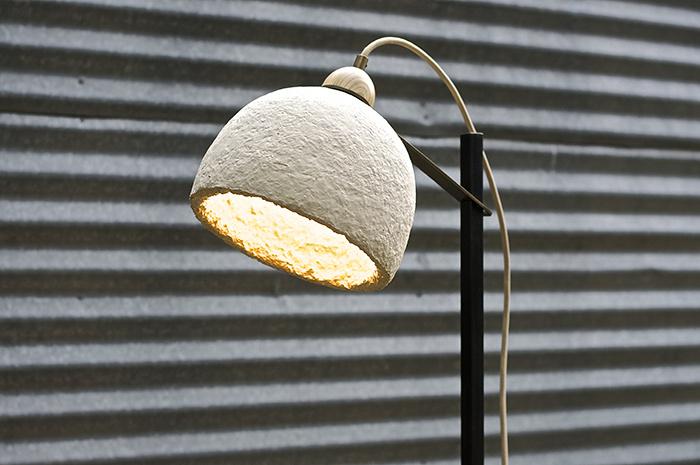 美术馆照明创意——这盏灯其实是个蘑菇